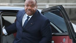 President Ali Bongo orders military vehicles, mobile medical shelters and positioning systems from France