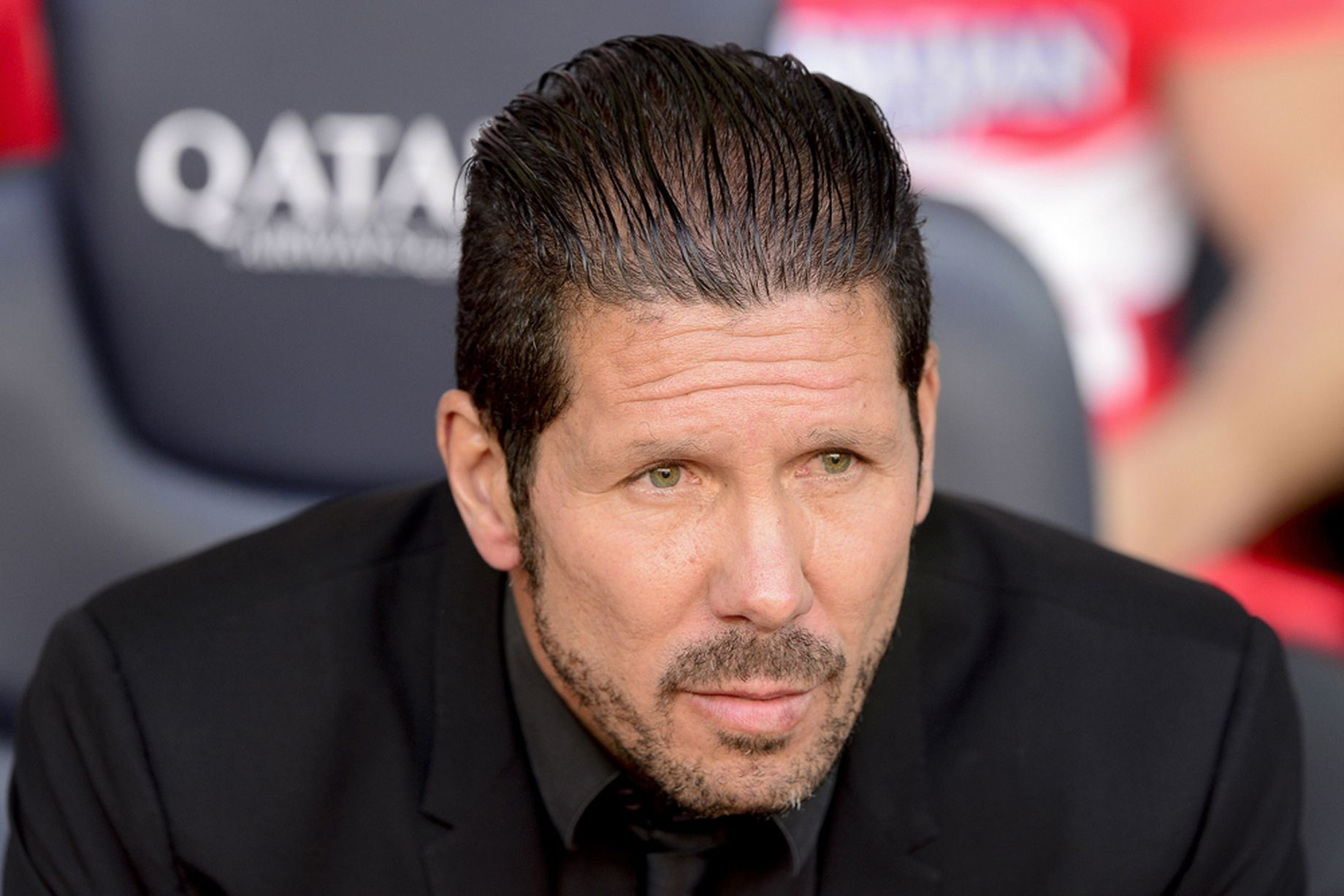 Diego Simeone en route to Paris Saint-Germain