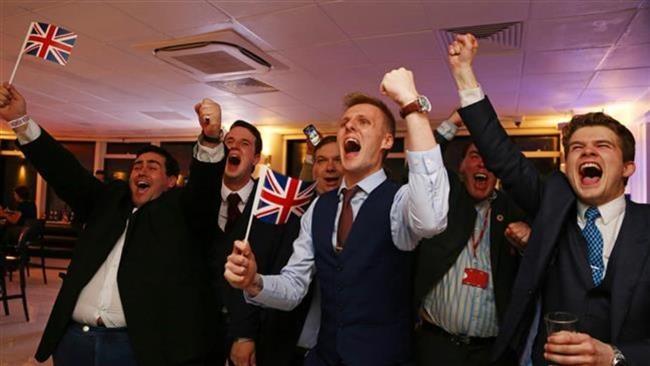 UK votes to leave EU