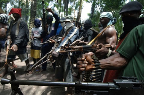 Nigeria to stop military campaign in Niger Delta