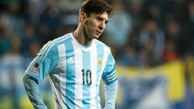 Football: Messi admits he is forced to stay at Barcelona