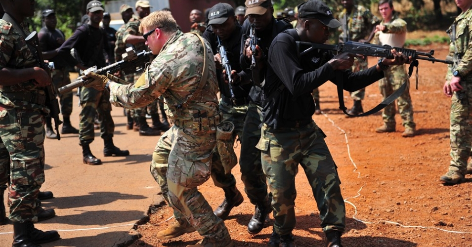 Trump Seems to Be Writing Off African Security, but Will It Matter to the U.S.?
