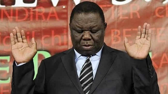 Zimbabwean opposition leader suffering from colon cancer