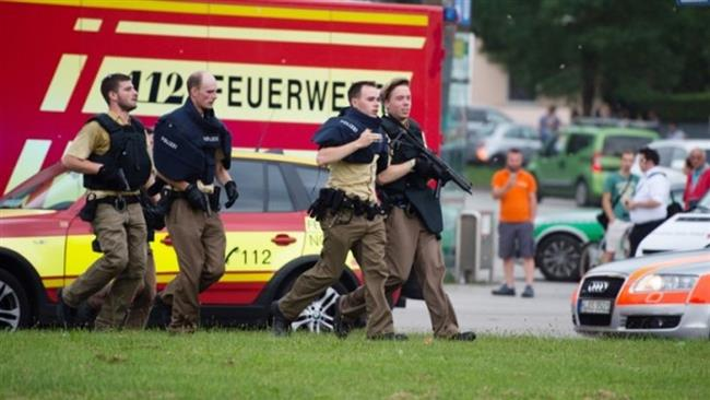 9 killed in a shooting at a shopping center in Munich