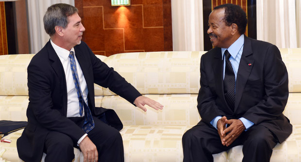 US promises additional support for the Cameroon military