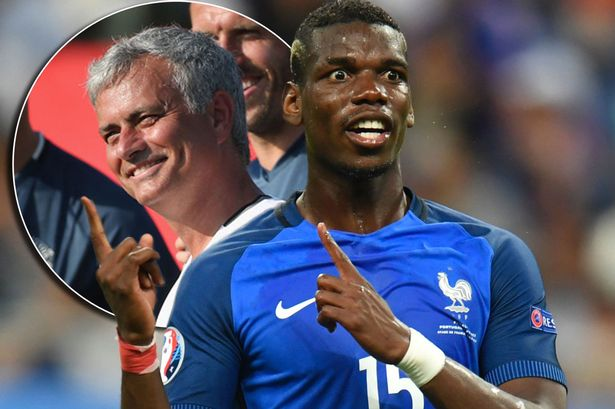 Manchester United have sealed Pogba 100 million deal