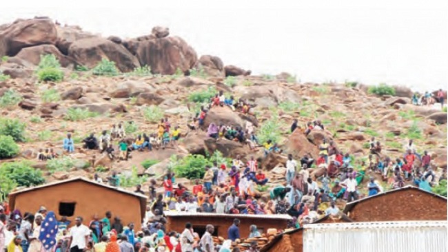 4 killed in Doualare-Maroua following collapse of building
