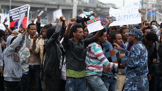 6 killed in clashes in Ethiopia
