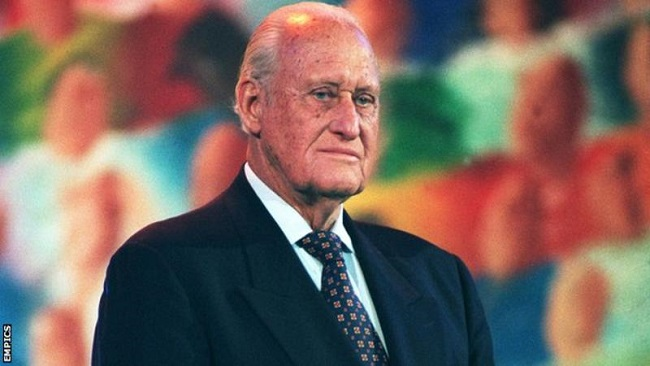 FIFA: Former President Joao Havelange has died at the age of 100