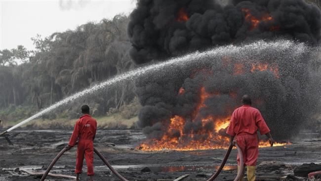 Nigeria: Another crude pipeline blown up by Niger Delta militants