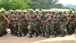 Biya French Cameroun regime Setting Up New Military Bases in Southern Cameroons