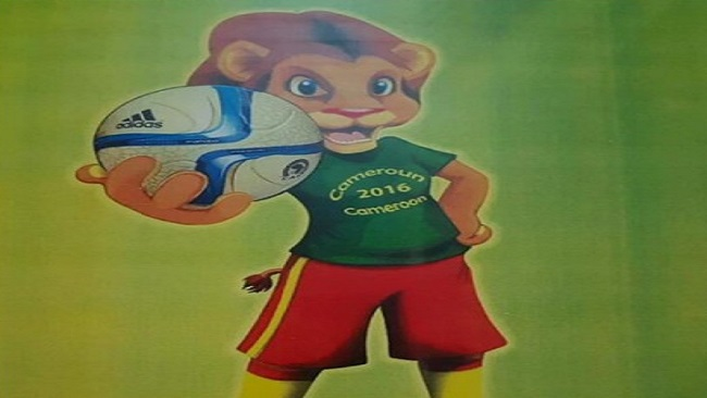 Yaounde unveils the official mascot of the 2016 Women Africa Cup of Nations