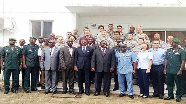 African Union Standby Force: Douala evaluation mission ends