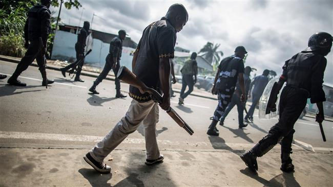 Gabon: More than 200 looters arrested as post-election chaos hit the country