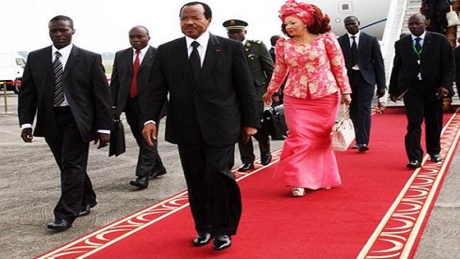 President Biya is multiplying and consolidating his numerous long private trips abroad
