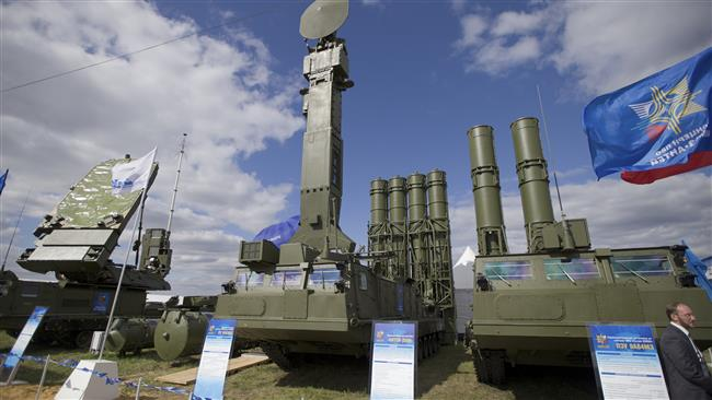Russia deploys the S-300 surface-to-air missile defense system to Syria