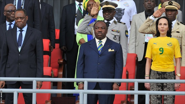 Gabon top court orders Vice President to take charge in Bongo's absence