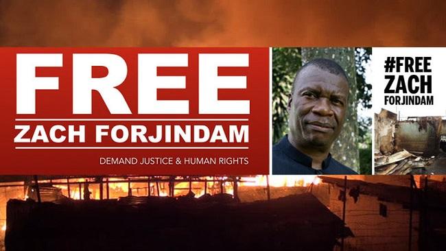 Supreme Court declares itself not competent to examine Zacchaeus Mungwe Forjindam
