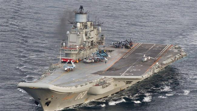 Russian nuclear-powered warships to enter UK waters