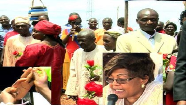 Bafoussam: 30 couples legalized their unions
