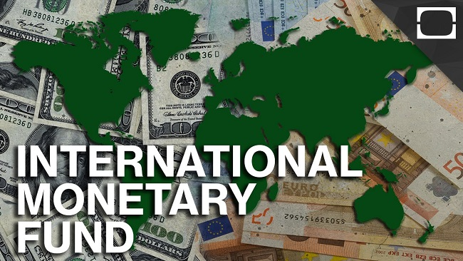 IMF says global debt has risen to an all-time high