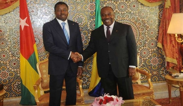 Gabon and Togo strengthening bilateral cooperation