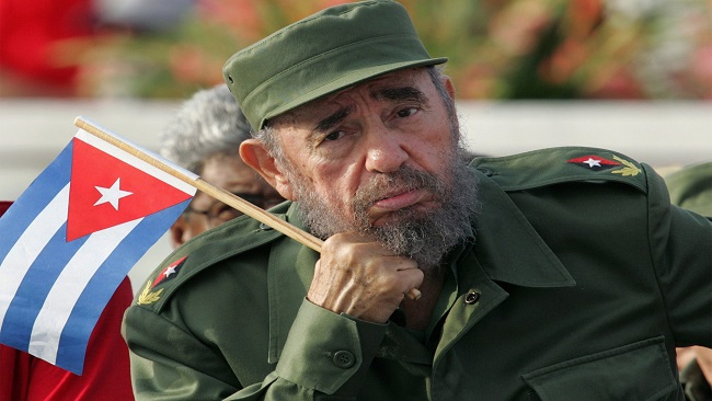 Fidel Castro of Cuba passes on!!!