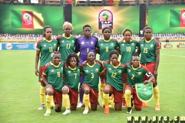 Women's AFCON: The girls are into the semis