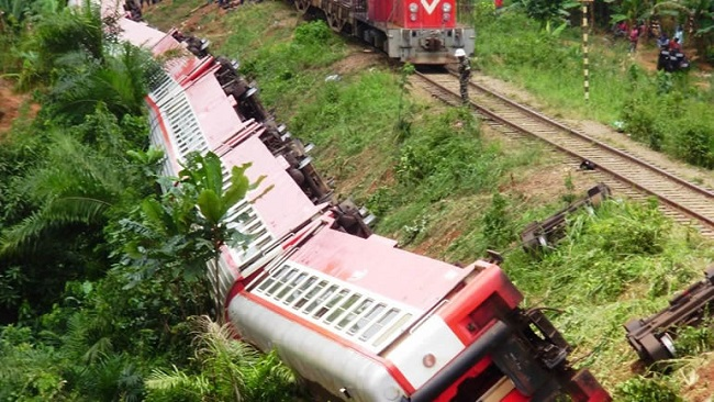 222 victims of the Eseka train accident discharged from hospital