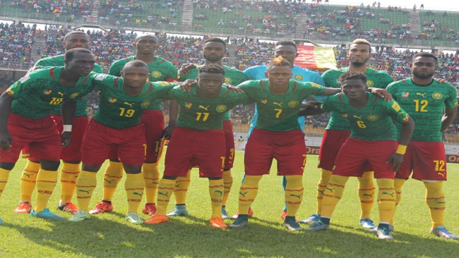 Choupo-Moting, Bassogog, Njie send Cameroon to 2019 Africa Cup of Nations