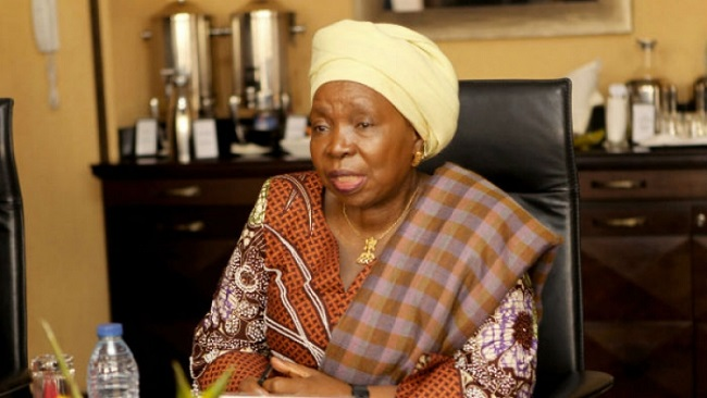 African Union Chairperson cuts short her stay in Yaounde