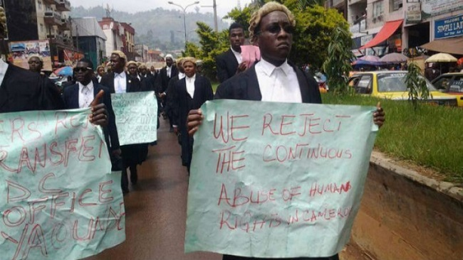 Cameroon Common Law Lawyers not interested in the Minister Laurent Esso Deal
