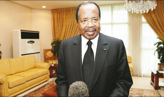 Yaounde: Biya says threats to Cameroon's peace have eased