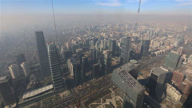 Over air pollution: Beijing factories forced to shut down