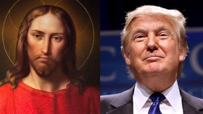 US: GOP compares Donald Trump with Jesus Christ