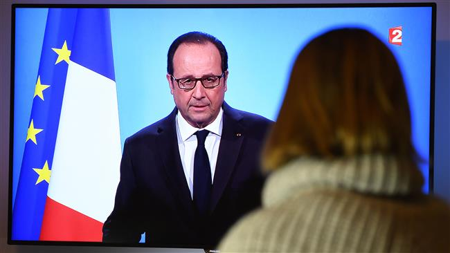 France: Hollande not to stand for re-election