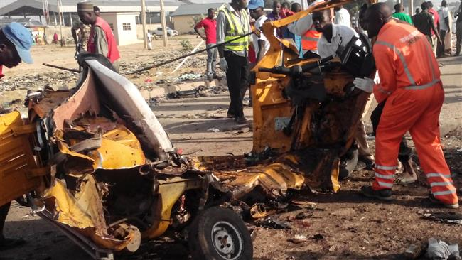 Casualties recorded in Nigeria's two deadly bomb blasts