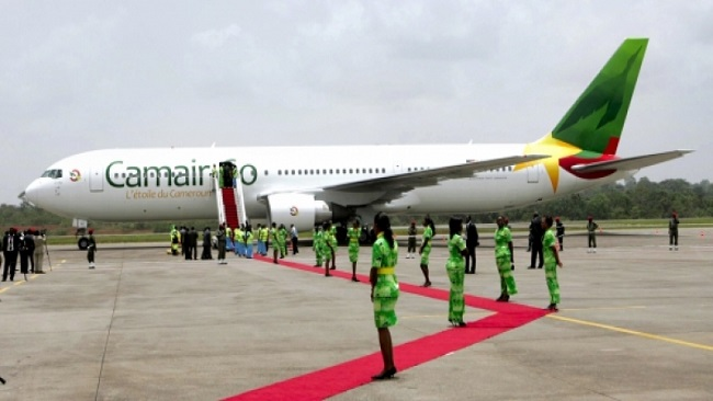 All Camair-Co planes grounded, GM and Transport Minister gone missing