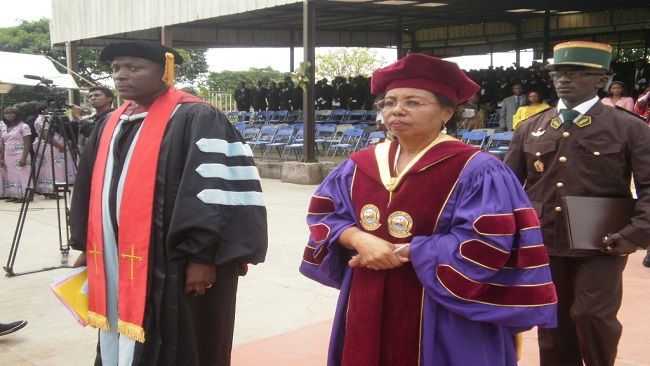 Vice Chancellor of the University of Buea denied permission to leave the country
