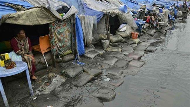 Flooding kills 50 in Congo-Kinshasa