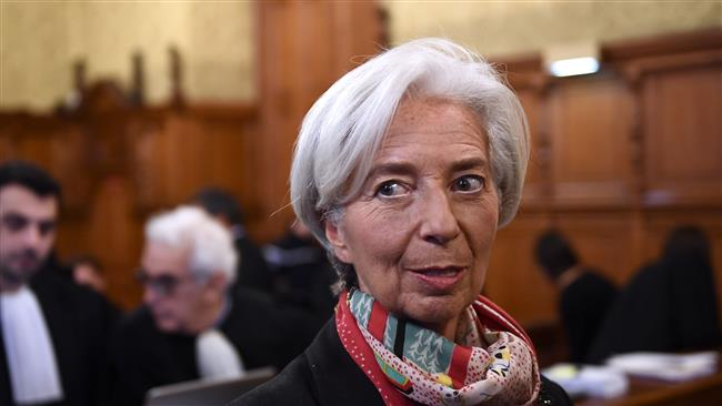 IMF: Christine Lagarde could receive a maximum one-year prison sentence