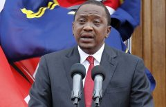 Kenya: Uhuru calls on striking medical workers to halt their walk-out