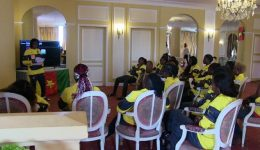 Women's AFCON 2016: Indomitable Lionesses still clustered at Mont Febe