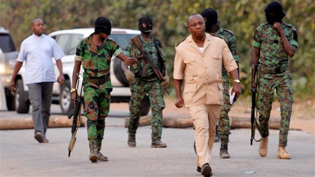 Ivory Coast:  Army revolt persists