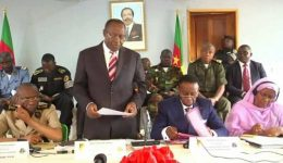 Ad Hoc Committee Chairman announces end to dialogue as ghost town continues in West Cameroon