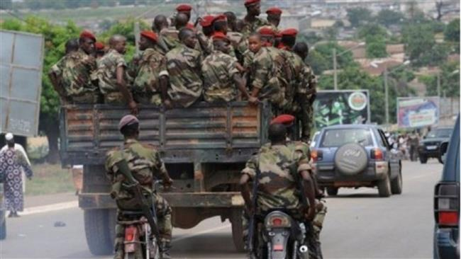 Ivory Coast: Former soldiers have taken control of the city of Bouake