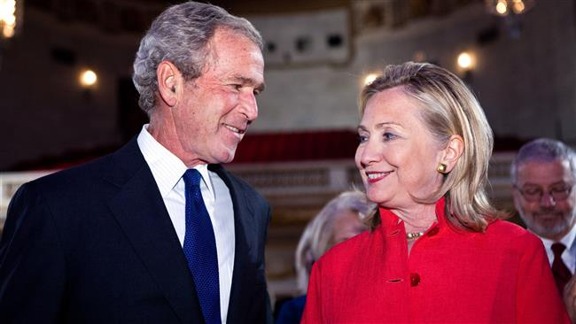 Bushes, Clintons to partake in Trump's inauguration on January 20