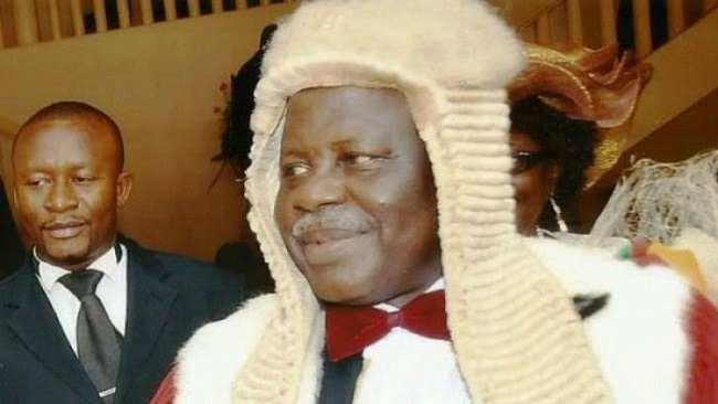 Lord Justice Ayah Paul trial begins in Yaounde