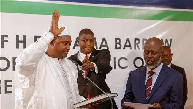 Gambia: End of a nasty era as Adama Barrow is sworn in as new President