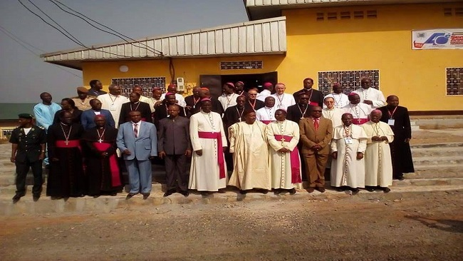 Roman Catholic Bishops, Consortium hold talks on the Anglophone Problem